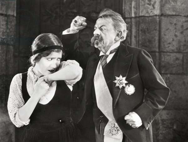 HER LOVE STORY, 1924 Gloria Swanson in a scene from the film directed by Allan Dwan.