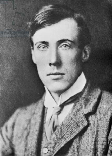THOBY STEPHEN (1880-1906) Brother of the English writer, Virginia (Stephen) Woolf.