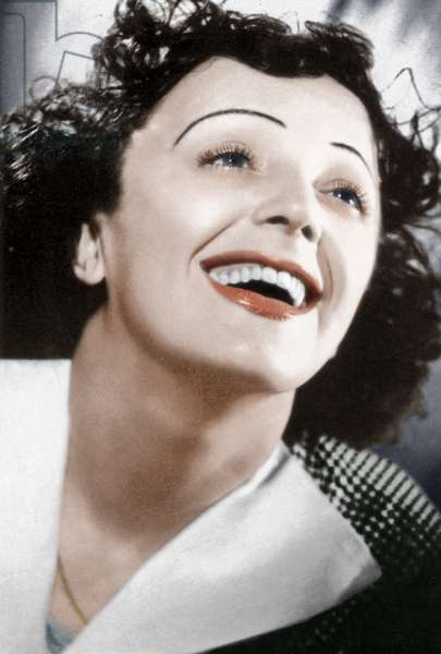 EDITH PIAF (1915-1963) Née Edith Giovanna Gassion. French singer and actress. Photographed in 1946.