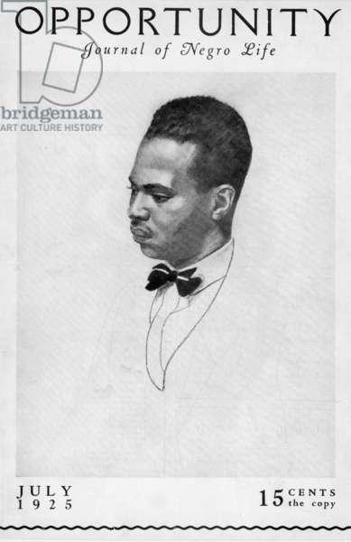 COUNTEE CULLEN (1903-46) American poet.
