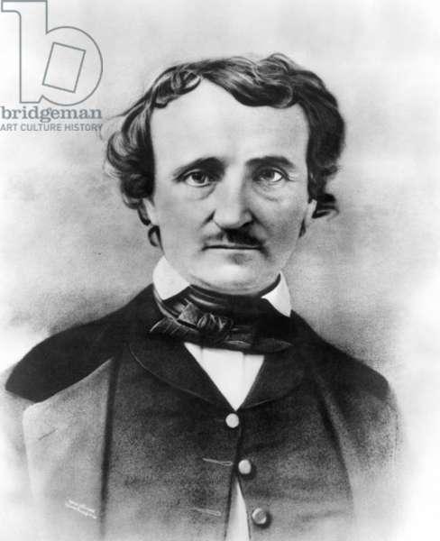 EDGAR ALLAN POE (1809-1849). American writer.
