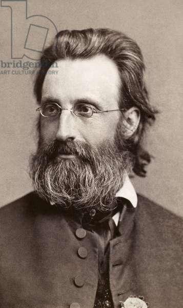 ANDREW JACKSON DAVIS (1826-1910). American spiritualist.