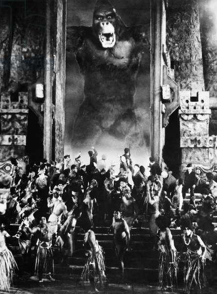 KING KONG, 1933.