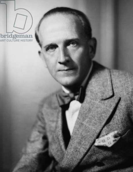 ALAN ALEXANDER MILNE (1882-1956). English writer.