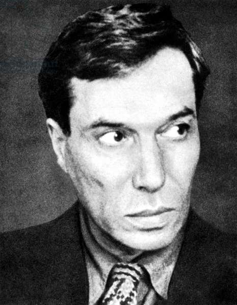 BORIS LEONIDOVICH PASTERNAK (1890-1960). Russian writer. Photographed in the late 1940s.