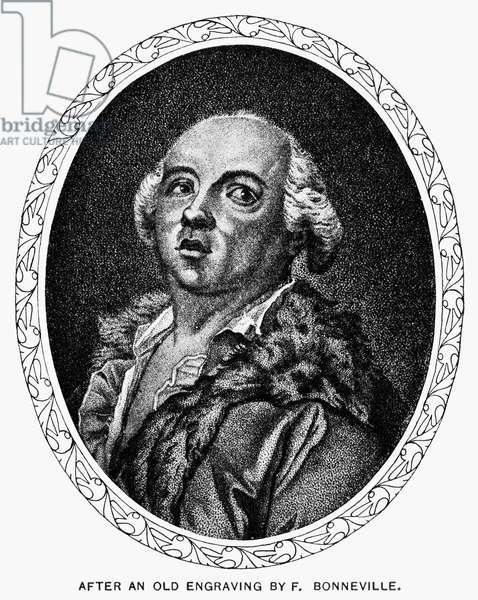 COUNT CAGLIOSTRO (1743-1795). Alessandro Conte di Cagliostro. Italian adventurer.