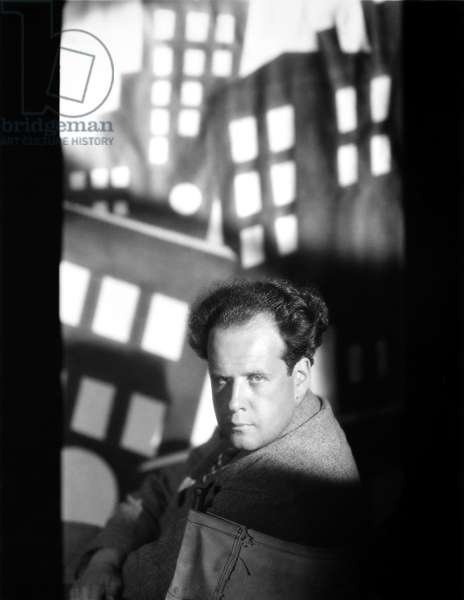 SERGEI EISENSTEIN (1898-1948) Russian motion-picture director. Photographed in 1931.