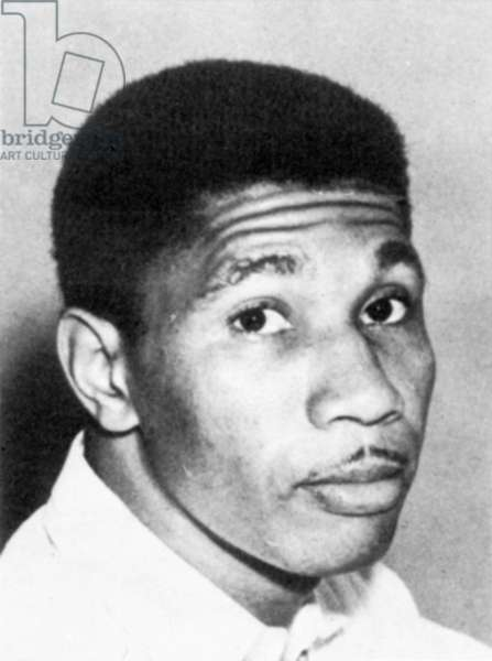MEDGAR EVERS (1925-1963) American civil rights activist.