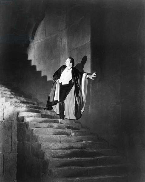 DRACULA', 1931 Bela Lugosi in Tod Browning's film version of 'Dracula,' 1931.