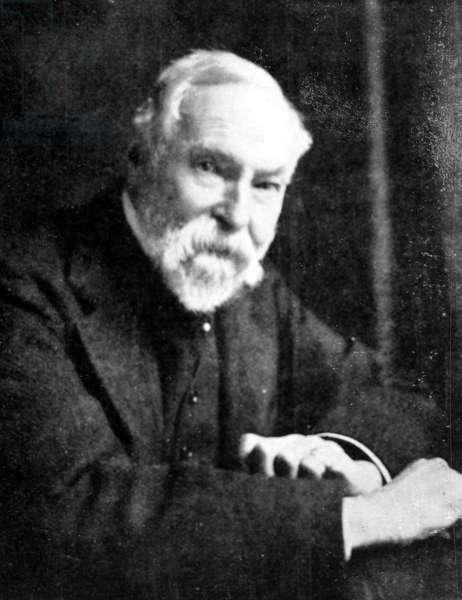 SIR JOHN TENNIEL (1820-1914) English cartoonist and illustrator.