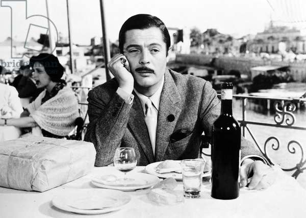 DIVORCE, ITALIAN STYLE Marcello Mastroianni in a scene from the 1962 film.