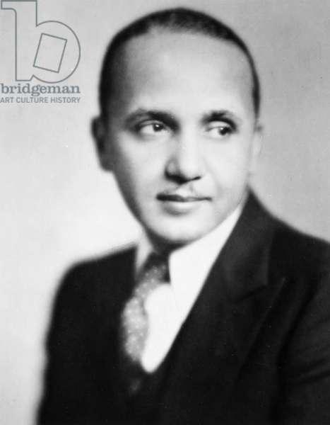 FLETCHER HENDERSON (1898-1952). American pianist and bandleader.