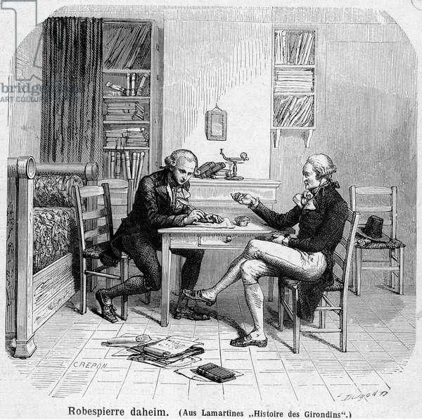 CHARLES BRADLAUGH (1833-1891). English politician. Line engraving, English, 19th century.