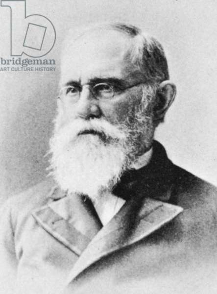 CHRISTOPHER LANGDELL (1826-1906). American lawyer and educator.