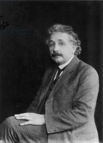 ALBERT EINSTEIN (1879-1955) American (German-born) theoretical physicist. Photographed c.1930.