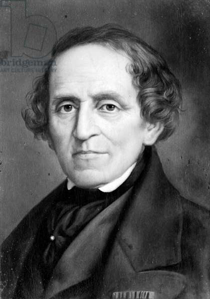 GIACOMO MEYERBEER (1791-1864). German composer.
