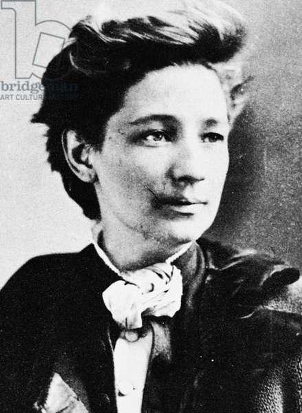 VICTORIA CLAFLIN WOODHULL (1838-1927). American social reformer.