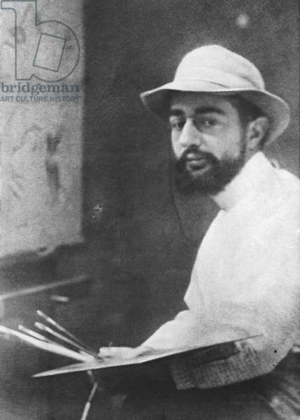 HENRI DE TOULOUSE-LAUTREC (1864-1901). French painter.