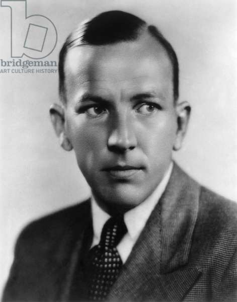NOEL COWARD (1899-1973) English actor, composer, and playwright.