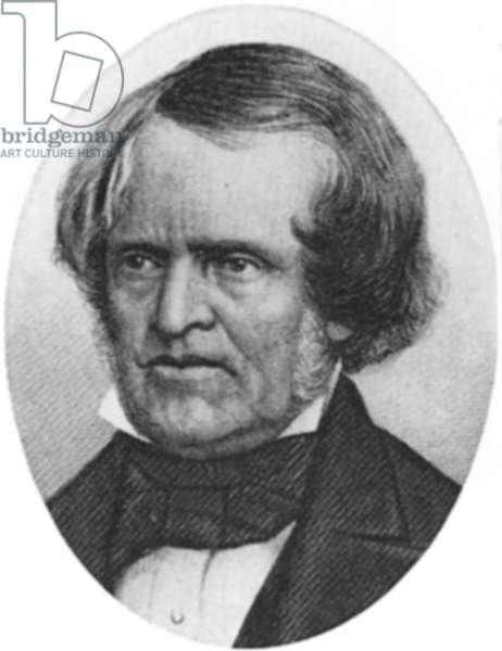 WILLIAM LYON MACKENZIE (1795-1861). Canadian (Scottish-born) insurgent leader. Steel engraving, 19th century.