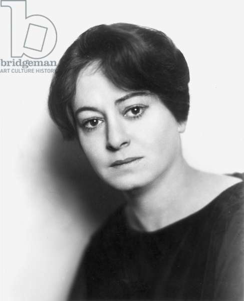 DOROTHY PARKER (1893-1967) American writer.