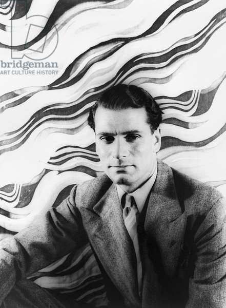 LAURENCE OLIVIER (1907-1989) English actor. Photograph by Carl Van Vechten, 1939.