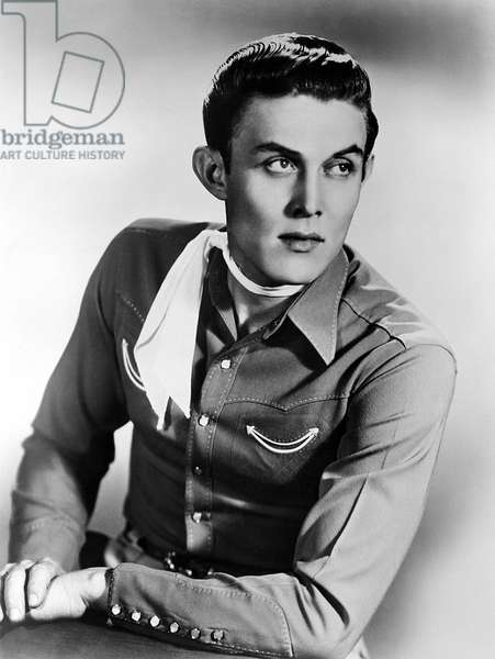 JIMMY DEAN (1928-2010) Jimmy Ray Dean. American country music singer, actor, and businessman. Photographed circa late 1950s.