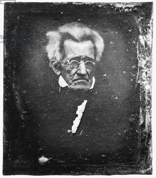 ANDREW JACKSON (1767-1845) Seventh President of the United States.