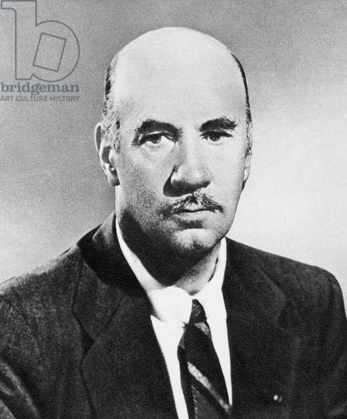 IGOR IVAN SIKORSKY (1889-1972). American (Ukrainian born) aeronautical engineer.