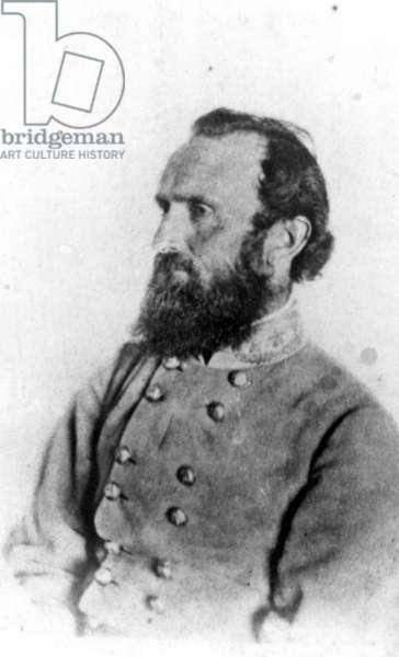 STONEWALL JACKSON (1824-1863). Thomas Jonathan 'Stonewall' Jackson. American Confederate general.