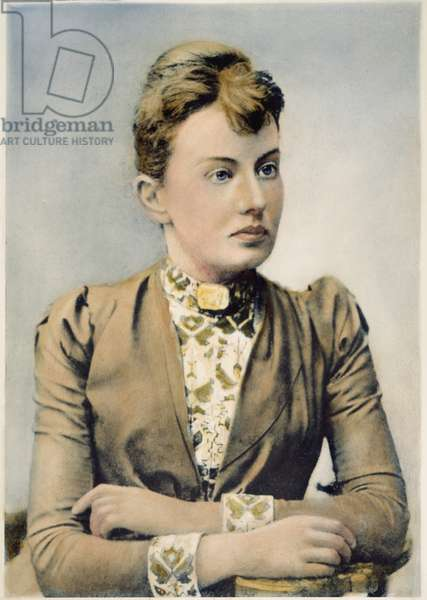 SONYA KOVALEVSKY (1850-1891) Also known as Sofya Kovalesvskaya. Russian mathematician. Oil over a photograph.