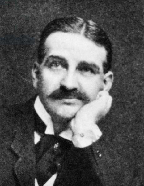 LYMAN FRANK BAUM (1856-1919). American journalist and writer.