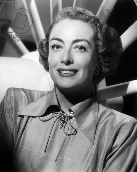 JOAN CRAWFORD (1905-1977) American actress.