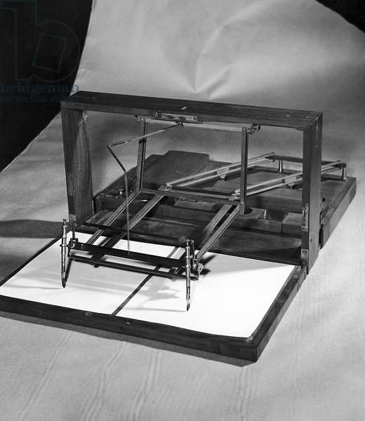 JEFFERSON: POLYGRAPH A polygraph, or portable copying press, owned by President Thomas Jefferson.