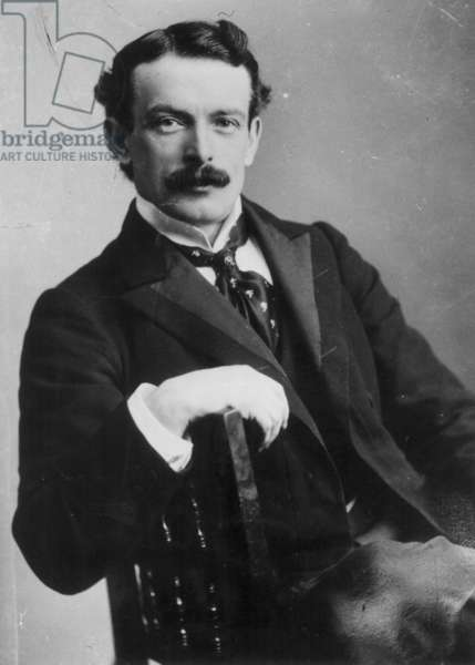 DAVID LLOYD GEORGE (1863-1945). British statesman. Photographed in 1898.