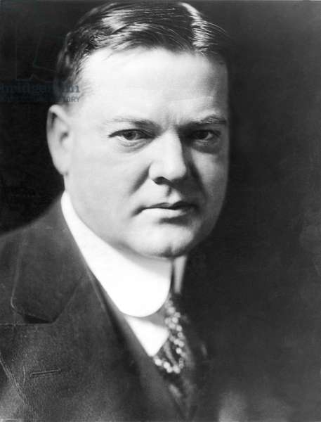 HERBERT HOOVER (1874-1964) 31st President of the United States. Photographed in 1929.