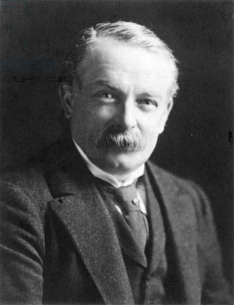 DAVID LLOYD GEORGE (1863-1945). British statesman. Photographed in 1915.