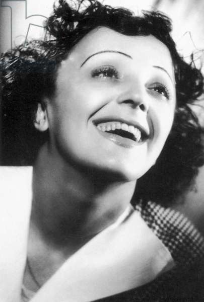 ÉDITH PIAF (1915-1963) Née Edith Giovanna Gassion. French singer and actress. Photographed in 1946.