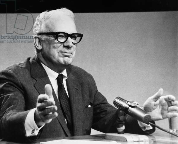 GEORGE W. BALL (1909-1994) American diplomat. Speaking on the subject of the Pentagon Papers on the CBS television program 'Face the Nation,' 27 June 1971.