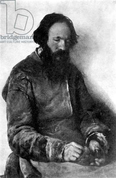 Fyodor Dostoyevsky in Siberia