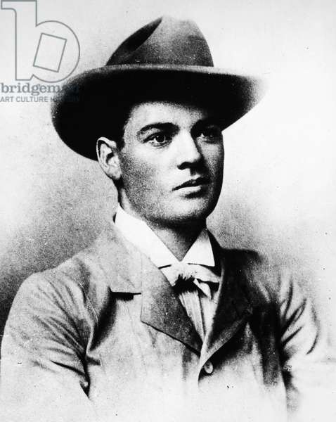 HERBERT HOOVER (1874-1964) 31st President of the United States. When a mining engineer in Australia in 1898.