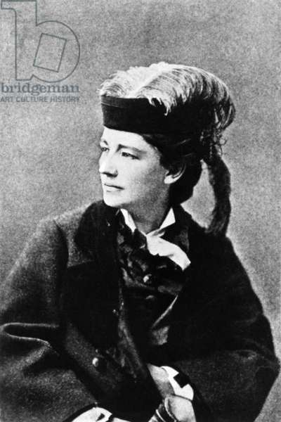 VICTORIA CLAFLIN WOODHULL (1838-1927). American reformer and agitator.