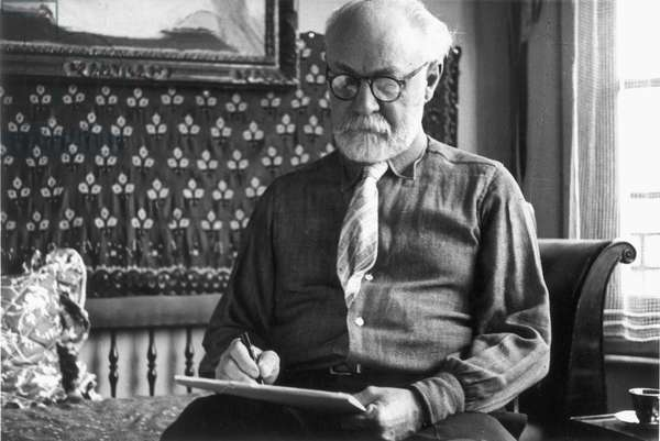 HENRI MATISSE (1869-1954) French painter. Photograph, 1939.