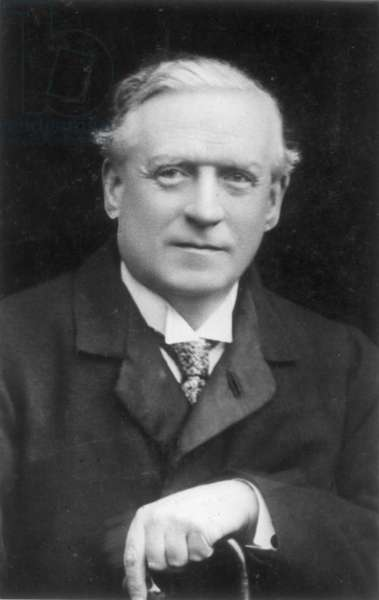 HERBERT HENRY ASQUITH (1852-1928). 1st Earl of Oxford and Asquith. English statesman. Photographed c.1915.