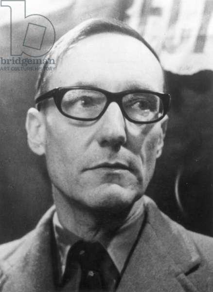 WILLIAM BURROUGHS (1914-1997). American writer.