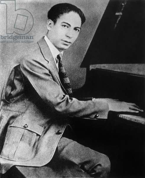 JELLY ROLL' MORTON (1885-1941). Ferdinand Joseph La Menthe, commonly known as Jelly Roll Morton. American musician.