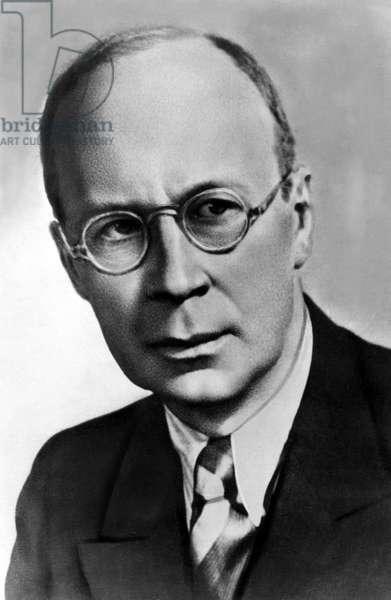 SERGEI PROKOFIEV (1891-1953) Russian composer.