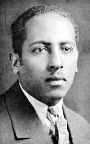ARNA WENDELL BONTEMPS (1902-1973). American writer and librarian.