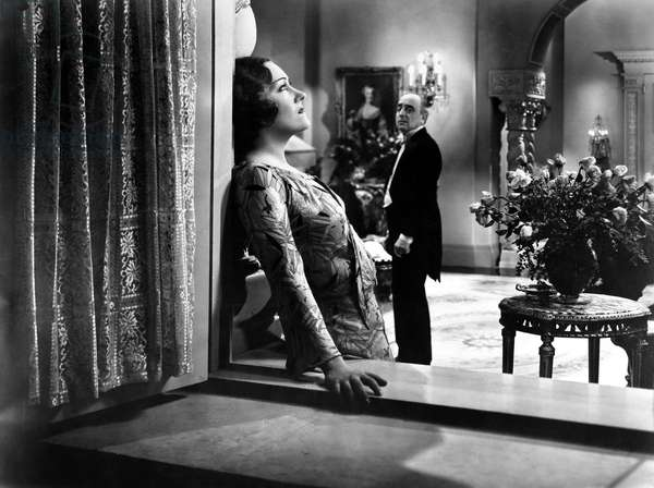 FILM: TONIGHT OR NEVER Gloria Swanson in 'Tonight or Never' directed by Mervyn LeRoy, 1931.