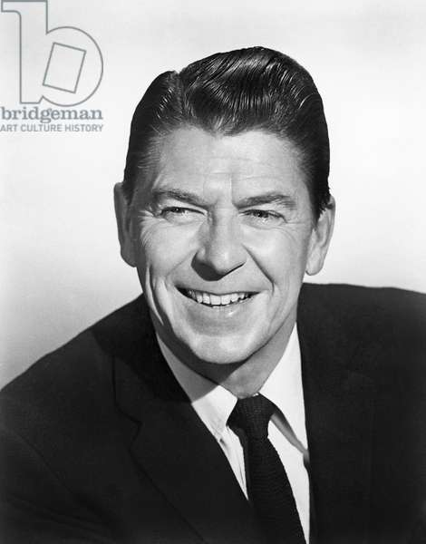 RONALD REAGAN (1911-2004) 40th President of the United States.
